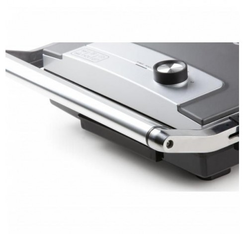 DO9225G Panini grill inox, cool touch  Domo