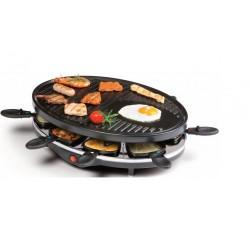 DO9038G Raclette, grill & gourmet 1200 Watt 8P