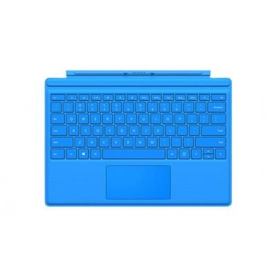 Surface Pro 4 Type Cover AZERTY Helderblauw