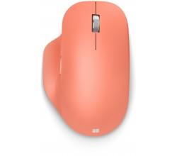Bluetooth Ergonomic Mouse Peach Microsoft