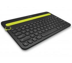 Multi-Device Toetsenbord K480 Zwart Logitech