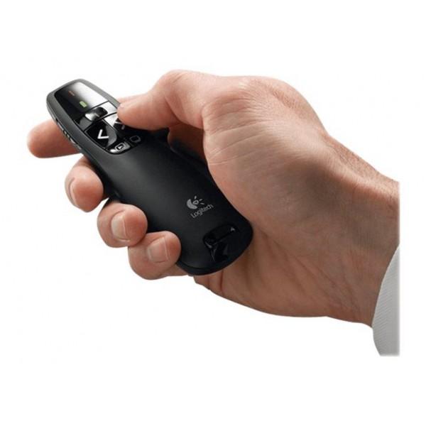 Logitech Draadloos presenteren Wireless Presenter R400
