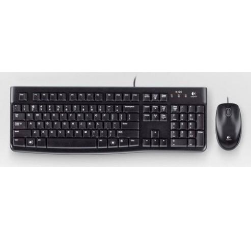 Desktop MK120 Swiss - Black QWERTZ  Logitech
