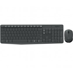 MK235 Wireless Keyboard + Mouse Logitech