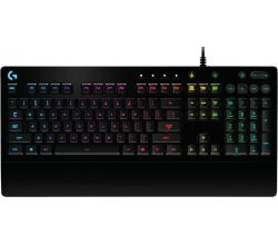 G213 Prodigy RGB Gaming Keyboard Logitech