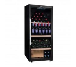 PCLV160 Polyvalente wijnkast glazen deur 160 flessen Climadiff