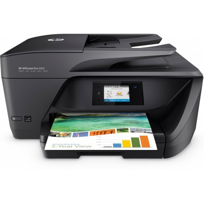 Officejet Pro 6960 All-in-One HP