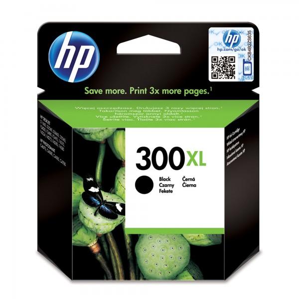 HP Inktpatronen 300XL Cartridge Zwart