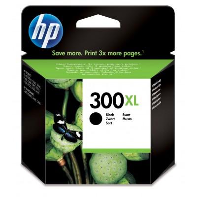 300XL Cartridge Zwart HP
