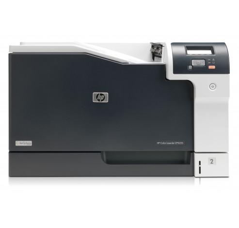 Color LaserJet Professional CP5225 printer  HP