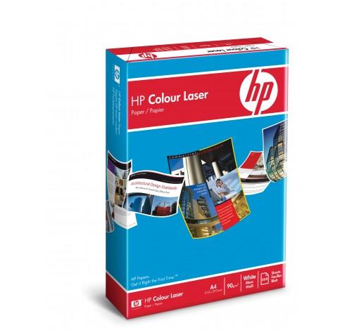 Color Laser Paper, 90 gr/m², 500 vel, A4/210 x 297 mm  HP