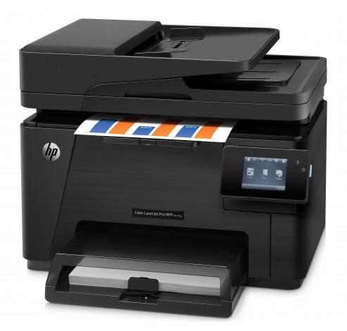 Color LaserJet Pro MFP M177fw  HP