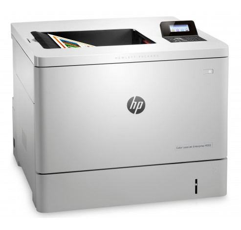Color LaserJet Enterprise M553n  HP