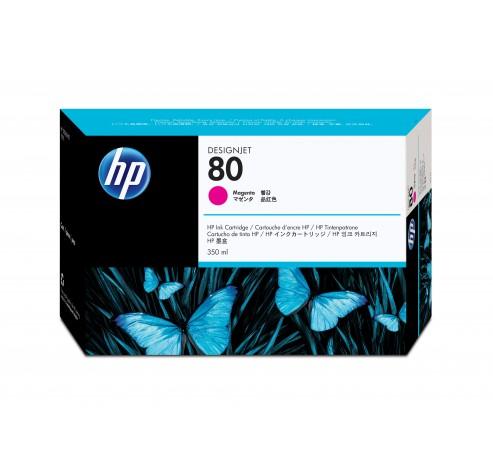 HP 80 - magenta - origineel - inktcartridge  HP