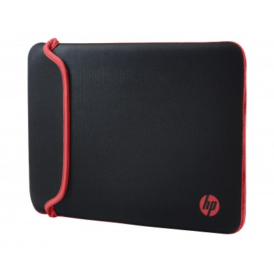 laptop sleeve 14.0 inch black/red