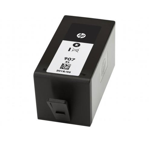 HP 907XL - hoog rendement - zwart - origineel - inktcartridge  HP