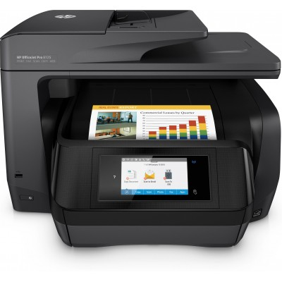 OfficeJet Pro 8725 All-in-One HP