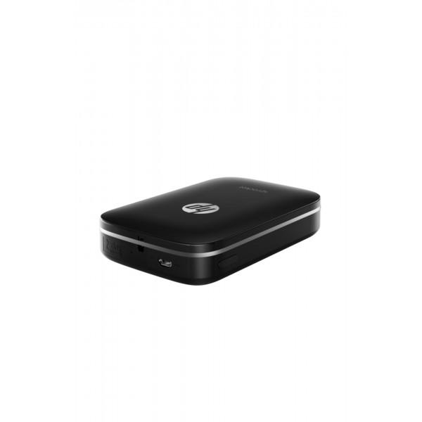 HP Sprocket Zwart