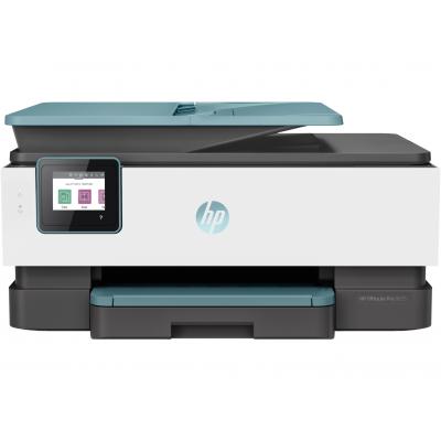 OfficeJet Pro 8025 Bleu HP