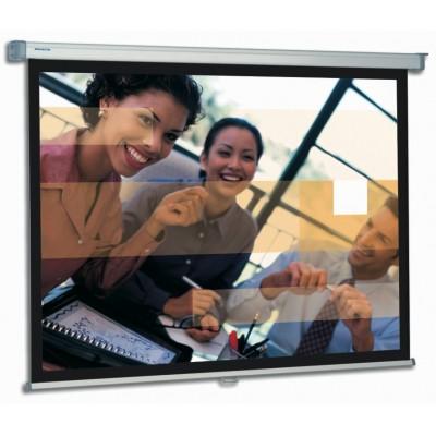 SlimScreen 153 x 200 Matte White Projecta