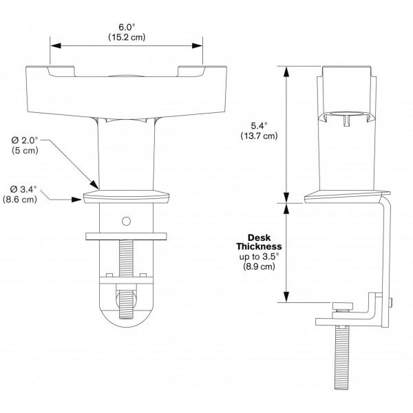 Vogels Flatscreensteun accessoires PFA 9125