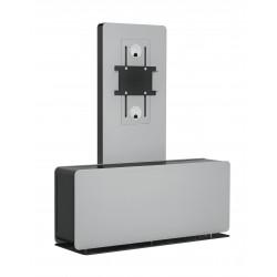 PVF 4112 meubel voor videoconferencing zilver