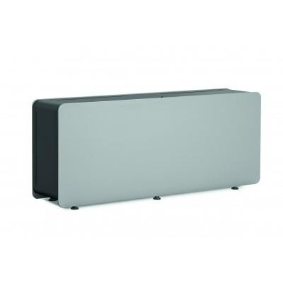 PVW 4012 opbergkast voor videoconferencing zilver Vogels