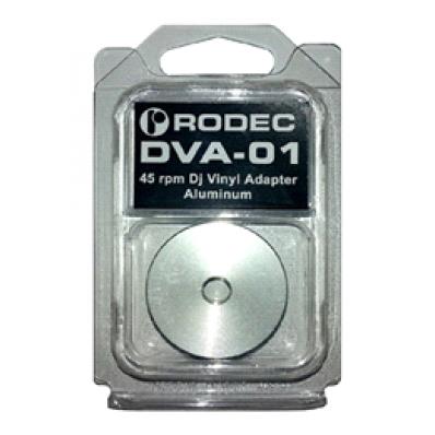 DJ Vinyl Adapter - 45 rpm Dj Vinyl Adapter Aluminium