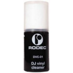 DJ Vinyl Cleaner - 200 ml Anti-static record cleaner (4x12)  Rodec
