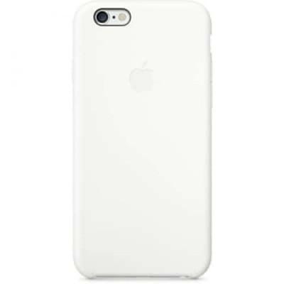 iPhone 6 Silicone Case White Apple