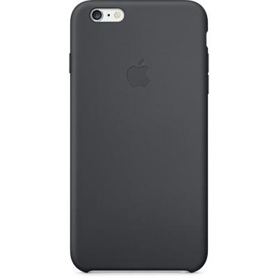 iPhone 6 Plus Silicone Case Black  Apple