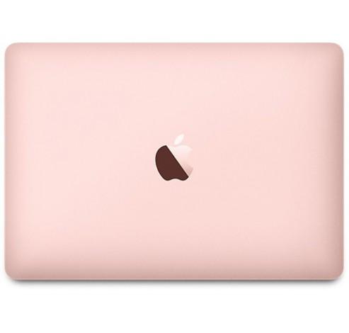 12-inch Macbook 1,3 Ghz Intel Core i5 512GB - Roségoud (2017)  Apple