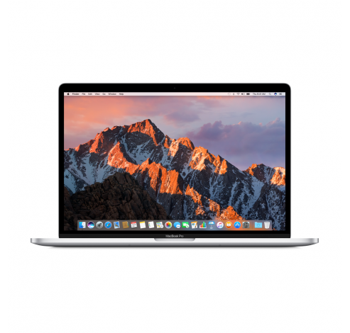 15,4-inch MacBook Pro Touch Bar 512GB Zilver (2017)  Apple