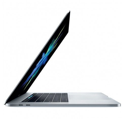 15,4-inch MacBook Pro Touch Bar 256GB Zilver (2017)  Apple