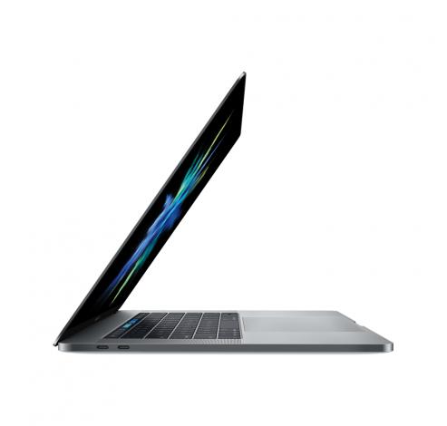 15,4-inch MacBook Pro Touch Bar 256GB Spacegrijs (2017)  Apple
