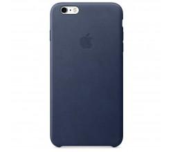 Leren hoesje voor iPhone 6 Plus/6s Plus - Middernachtblauw Apple