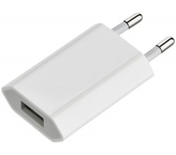USB-lichtnetadapter van 5 W Apple