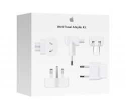 World Travel Adapter Kit - adapterpakket voedingsconnector Apple