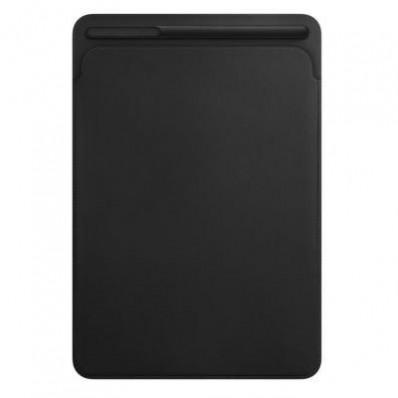 Leren Sleeve voor 10,5 inch iPad Pro - Zwart