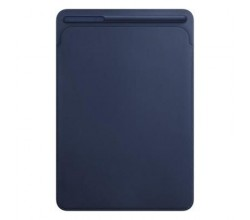 Leren Sleeve voor 10,5 inch iPad Pro - Middernachtblauw Apple