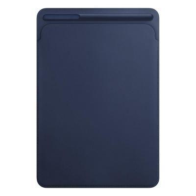 Étui en cuir pour iPad Pro 10,5 inch - Bleu Nuit Apple
