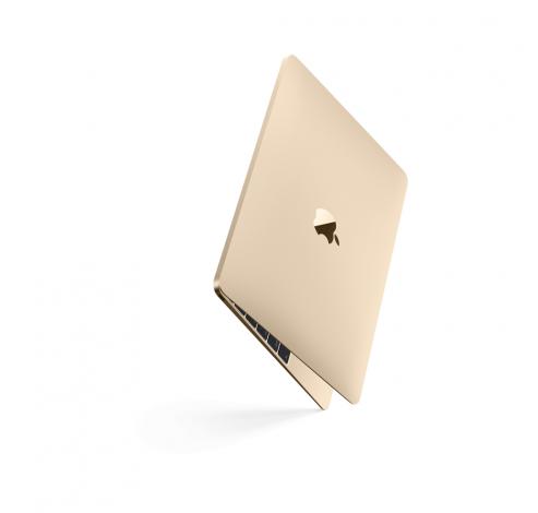 12-inch MacBook 1.3GHz Intel Core i5 512GB - Goud - Qwerty  Apple