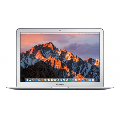 MacBook Air 13-inch: 1.8GHz dual-core Intel Core i5, 128GB - Qwerty Apple