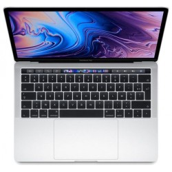 13-inch MacBook Pro Touch Bar 8/512GB Zilver (2018)