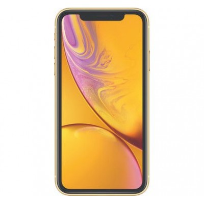 iPhone Xr 64Go Jaune Apple