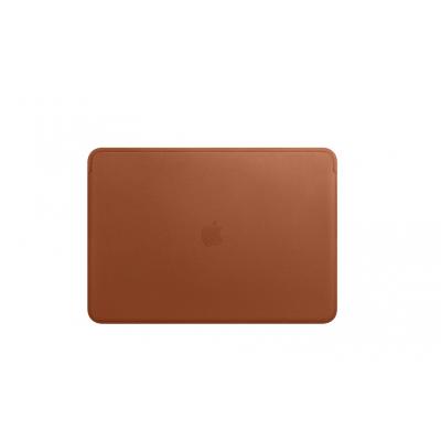 Leren Sleeve voor 13inch MacBook Pro Zadelbruin Apple