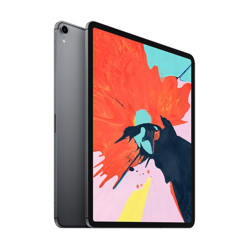12,9-inch iPad Pro 512GB WiFi Spacegrijs (2018) Apple