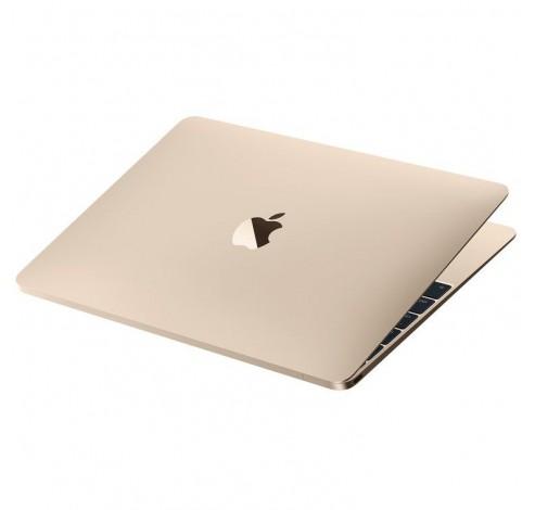 12-inch Macbook 1,3 Ghz Intel Core i5 512GB - Goud (2018)  Apple