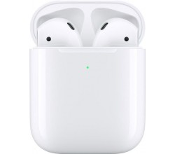 AirPods 2 met draadloze oplaadcase Apple