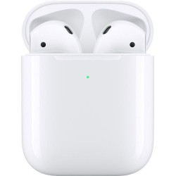 AirPods 2 met draadloze oplaadcase Apple